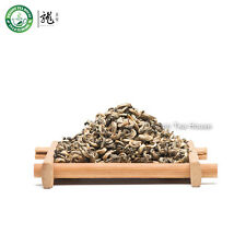 Argento Premio Lumaca Mano Tè al Gelsomino Verde 100g 3.5 oz Trasporto Libero