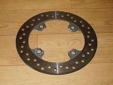 TRIUMPH Street Triple 675R 675-R OEM Original Disco De Freno Trasero Rotor De 2009-2012