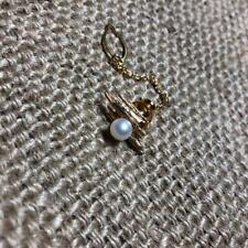 k14 Tie Pin Mikimoto Pearl