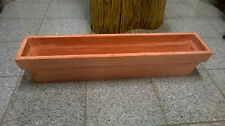 pflanzk rbe und blumenk sten aus terrakotta g nstig kaufen ebay. Black Bedroom Furniture Sets. Home Design Ideas