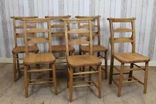 Oak Victorian Chairs (1837-1901)