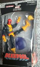 "Marvel Legends Deadpool X-Men suit Sauron Series Action Figure 6"" No BAF part"