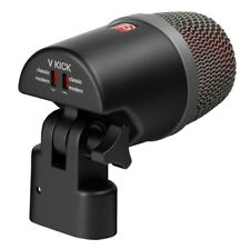 sE Electronics V Kick Drum Cardioid Dynamic Microphone with four custom voicings