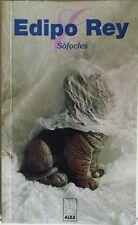 Edipo Rey. Sofocles. Libro