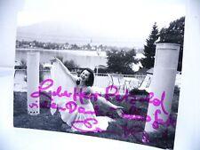 EVI KENT Original Autogramm Foto um 1960