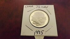 PROOF 1995 20 CENT 31/2 CLAW  PERFECT COIN VERY RARE ERROR