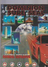 Dominion Sure Seal General Catalogue 2000s Adhesives Tapes Cleaners