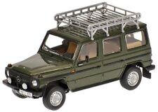 Minichamps MERCEDES BENZ 230 GE vert 1:43 400038001 modèle nouveau OVP