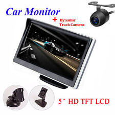5 Inch Car Monitor TFT LCD Parking with Intelligent Dynamic Trajectory Camera