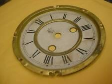 """Vintage Waterbury Mantel Shelf Clock 4 1/2"""" Dial / 5 3/8"""" Pan E337f"""