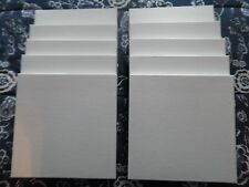 "Tape Reel boxes for 10 1/2"" X 1/4"" reels with NAB center hubs! Lot of 10 boxes!!"