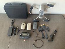 DJI Mavic Pro Platinum 4K Drone W/ EXTRAS