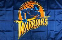 Golden State Warriors Classic Retro NBA Flag 3x5 ft Sports Banner Man-Cave New