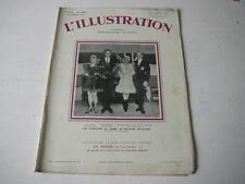 L'Illustration n° 4538 22.02.1930 champions du monde de patinage artistique