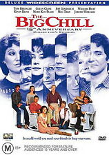 The Big Chill - Drama - Kevin Kline, Glenn Close - NEW DVD