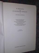 Morbelli - Il boccafina ossia il gastronomo avveduto - Casini - 1968