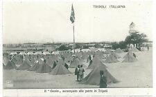 CARTOLINA d'Epoca - LYBIA LIBIA - TRIPOLI: GENIO