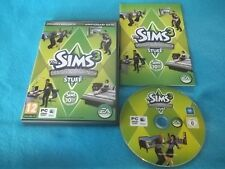 Sims 3 Design & et High-Tech Stuff Expansion PC DVD-V.G.C. FAST POST complet