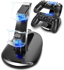 PS4 Accessories Dual Micro USB Charger Dock | Charging Station | PlayStation