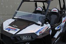 New Polaris RZR 900 RZRS900 XC 900 1000 TURBO UTV HALF WINDSHIELD with Clamps