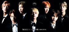 THE BEST OF BTS Bangtan Boys Korea Edition First Limited Edition CD and DVD