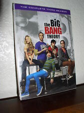 The Big Bang Theory: The Complete First Season (DVD,2008,3-Disc Set)
