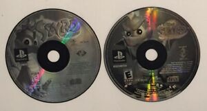 Spyro & Year of the Dragon (Sony PlayStation 1) Two Games discs only PS1