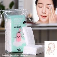 Cosmetic Cotton Pads Removedor facial Herramienta de maquillaje Cara limpia