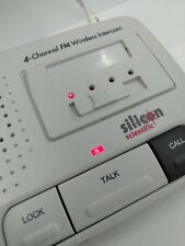 Silicon Scientific FM-245 4-Channel FM Wireless Intercom
