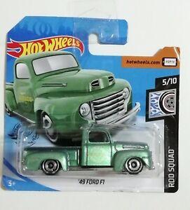 Mattel Hot Wheels 1949 Ford F1 Pick-up truck 2020 #120/250 MOC
