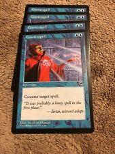 - Tempest Magic the Gathering Pauper EDH x4 MTG NM Playset Capsize