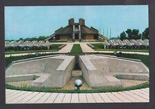 Serbia ~ WWII Partisans  Monument & museum BATTLE OF BATINA ~ SPOMENIK postcard