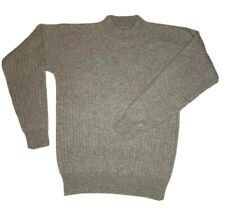 Verrazano 100% Cashmere Knit Long Sleeve Grey Sweater Womans Size Small