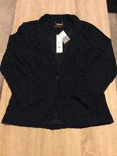 DANA BUCHMAN Black Lace Blazer With One Button * Size: 2* New With Tag!