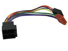 PC2-04-4 VAUXHALL COMBO ALL YEARS ISO OEM ISO STEREO HARNESS ADAPTOR WIRING LEAD