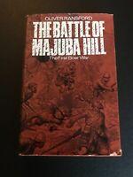 The Battle of Majuba Hill : The First Boer War