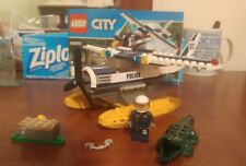 Lego water plane from 60070 set
