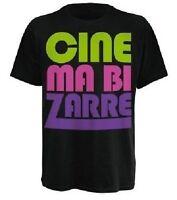 CINEMA BIZARRE - Schriftzug - T-Shirt - schwarz - NEU & SOFORT