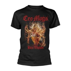 Cro-Mags 'Best Wishes' T shirt - NEW
