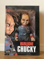 "Dream Rush The Bride of Chucky 12"" Collection Doll Child Play Medicom MIB Used"