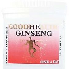 GINSENG (600mg)   360 Tablets  (One tablet per day)