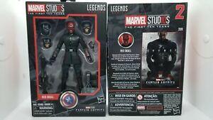 "Hasbro Marvel Legends Red Skull 6""inch figure w/ Hydra Accessories"