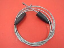 NEW 1942-48 Ford rear parking brake cable and boots 21A-2275