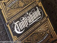 Contraband Deck Playing Cards Poker Size Theory 11 USPCC Limited Edition Sealed
