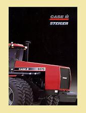 CASE IH Steiger 9370 Knicklenker 370 PS Traktor  Original 1996