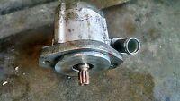 JS J.S. John S Haldex Barnes 114257 2296 9T 5/8 Shaft Hydraulic Gear Pump