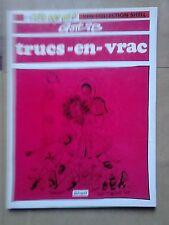Album BD TRUCS EN VRAC  propre 48 pages