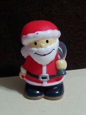 Elegant Baby Santa Claus Soft Plastic Toy Figure