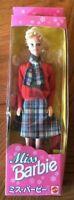 Mattel Japan Exclusive Miss Barbie  1994 Blond hair unused