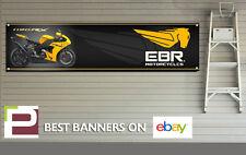 EBR 1190RX Banner for Workshop, Garage, Man Cave, Eric Buell, 1300mm x 325mm